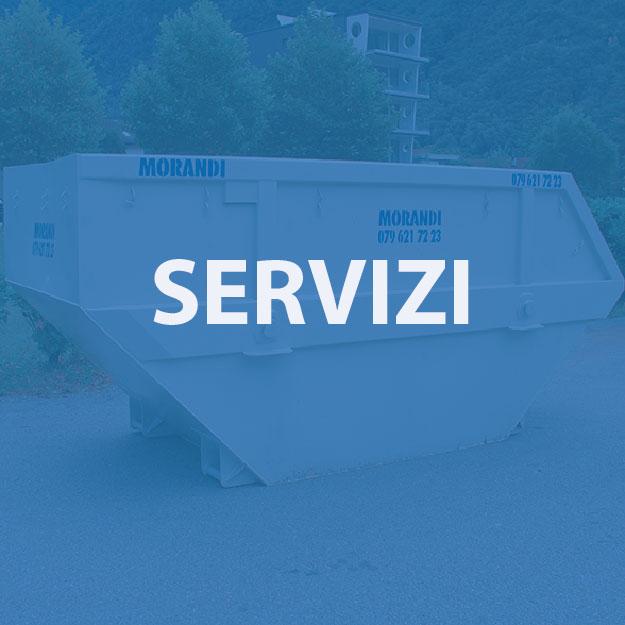 servizi - morandi sagl